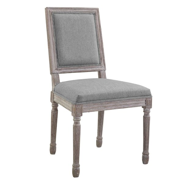 Juno Upholstered Dining Chair (Set of 4) by One Allium Way