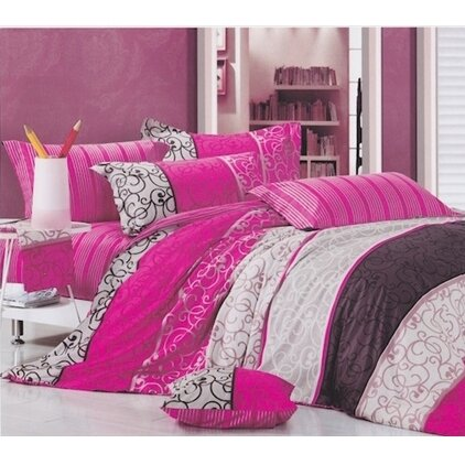 College Ave Radiance 2 Piece Twin XL Comforter Set by Byourbed