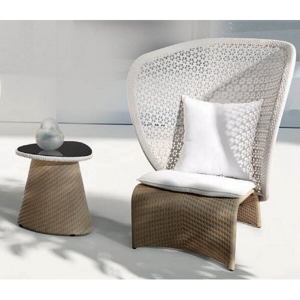 Exotica 3 Piece Lounge Sunbrella Seating Group by 100 Essentials