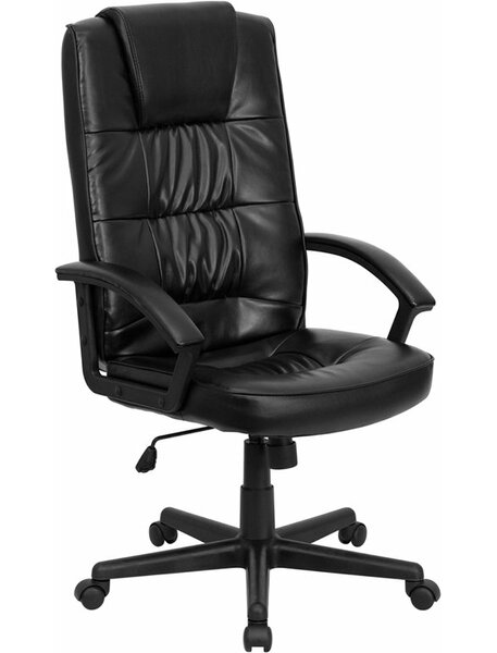Kropp High-Back Executive Chair by Symple Stuff