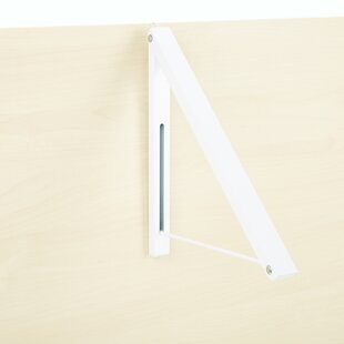 1 Collapsible Open Hanger Wall Mounted Cloth Holder Rack By Mind Reader