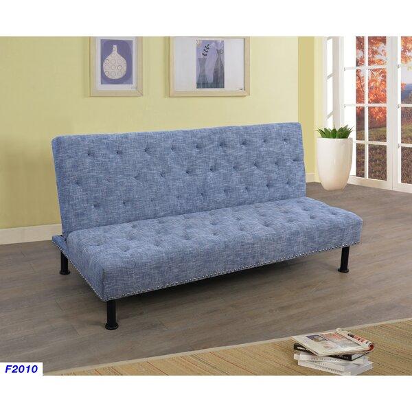 Camron Futon Bed Convertible Sofa by Winston Porter Winston Porter