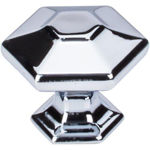Transcend Spectrum Hexagon Novelty Knob by Top Knobs