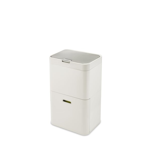 Intelligent Waste 12.7-Gal. Multi-Compartments Trash & Recycling Bin by Joseph Joseph