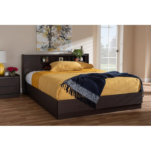 Valyries Queen Platform Storage Bed by Latitude Run