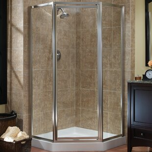Affordable Price Chase 16.75 x 70 Neo-Angle Shower enclosure ByHazelwood Home