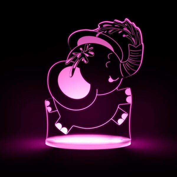 Elephant LED Night Light by Total Dreamz