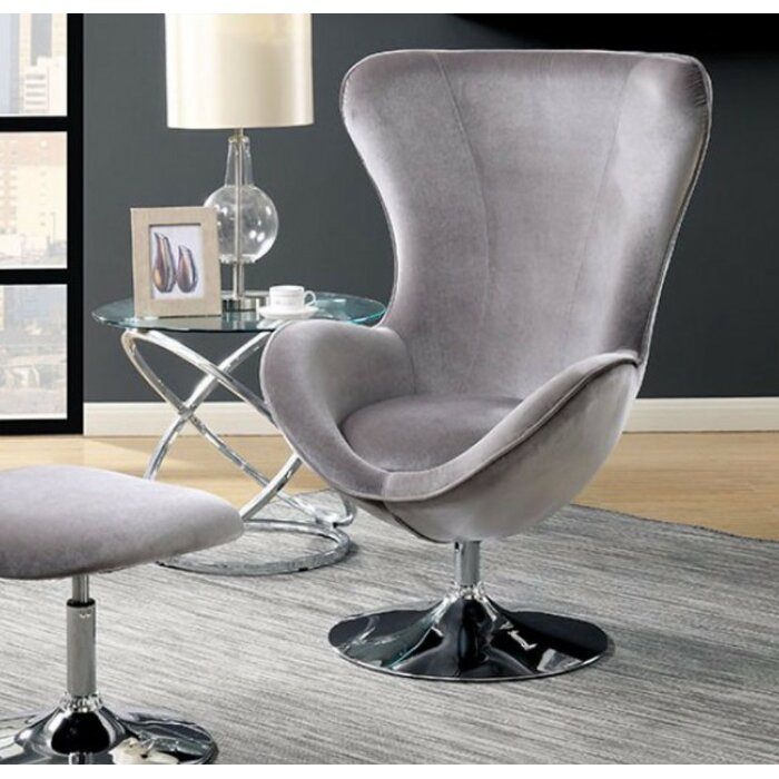Wondrous Mateo Wingback Chair Dailytribune Chair Design For Home Dailytribuneorg