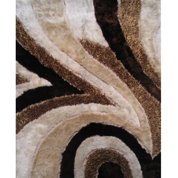 Fantasy Shaggy Area Rug by L.A. Rugs
