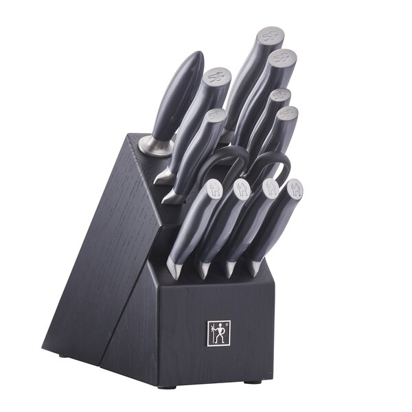 Graphite 13 Piece Block Set by J.A. Henckels International