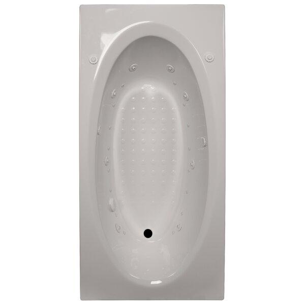 72 x 36 Salon Spa Soaking Tub by American Acrylic
