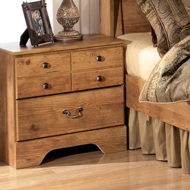 Yandell 2 Drawer Nightstand by August Grove