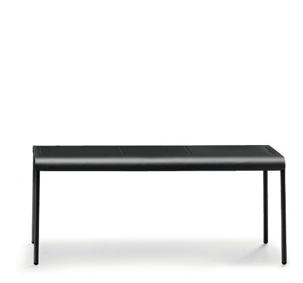 Ola Steel Picnic Bench by Midj