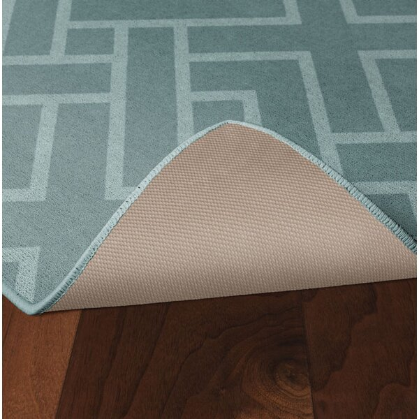 Tarsha Seafoam Green Area Rug by Mercer41