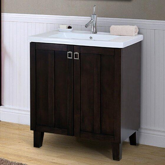 37 Series 30 Single Bathroom Vanity Set by InFurniture