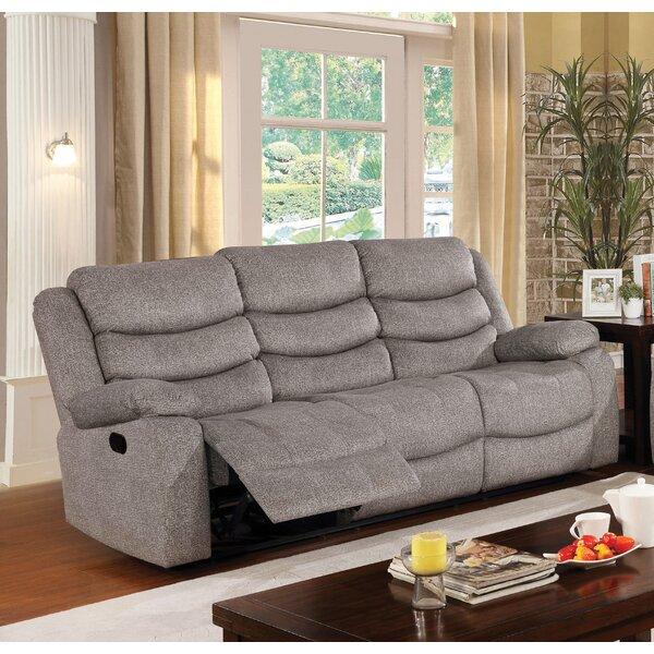 Review Sylas Reclining Sofa