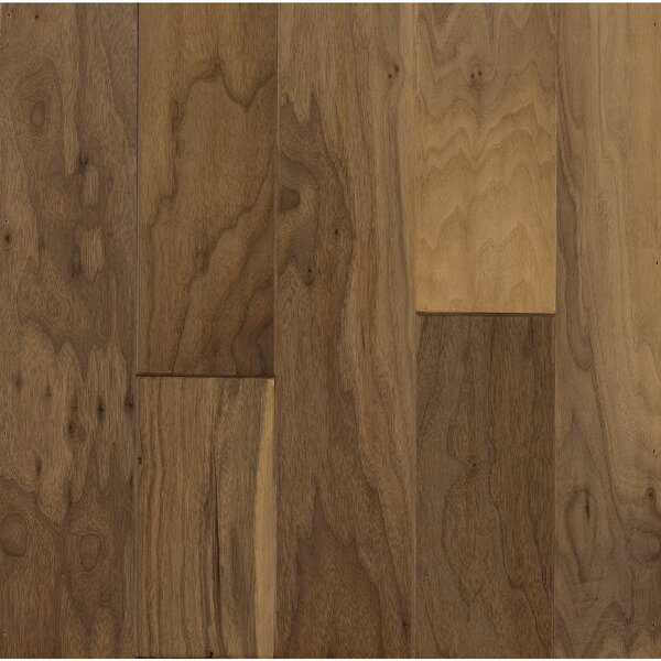 Century Farm 5 Engineered Walnut Hardwood Flooring in Autumn Dusk by Armstrong Flooring