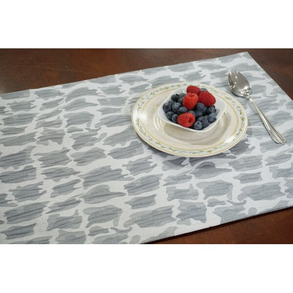 Pia Collage Fabric Placemat (Set of 4) by Ivy Bronx