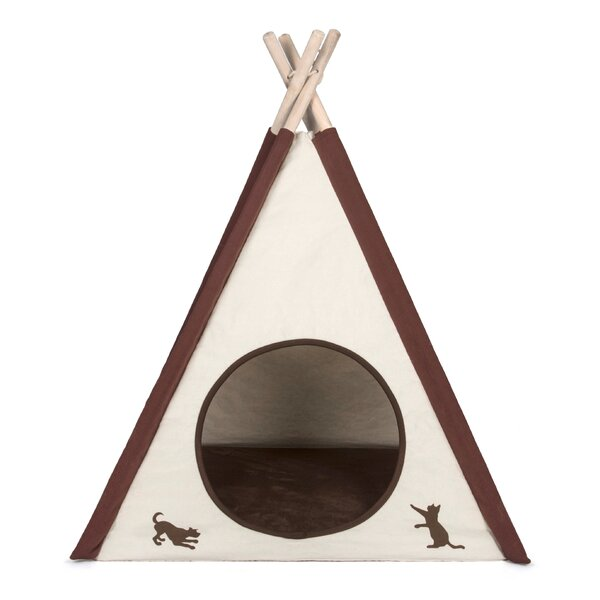 Domingo Classic Teepee Tent Dome by Tucker Murphy Pet