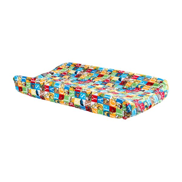 Dr Seuss Alphabet Seuss Changing Pad Cover By Trend Lab.