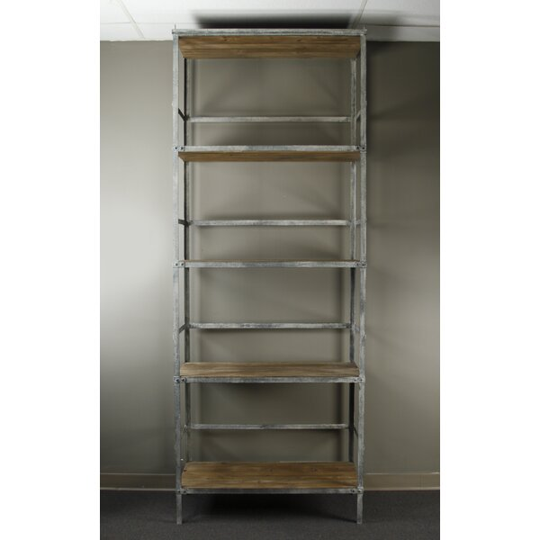 Velma Etagere Bookcase by Zentique