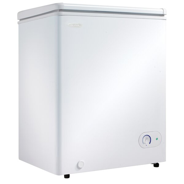 3.8 cu. ft. Chest Freezer by Danby