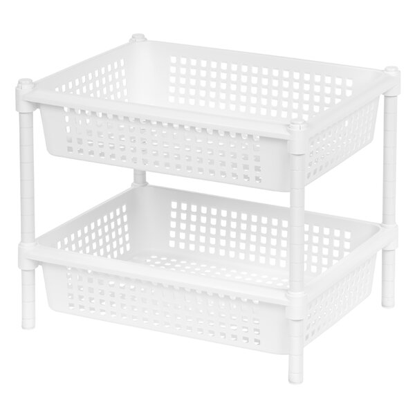 2-Tier Multi-Purpose Rack by IRIS USA, Inc.