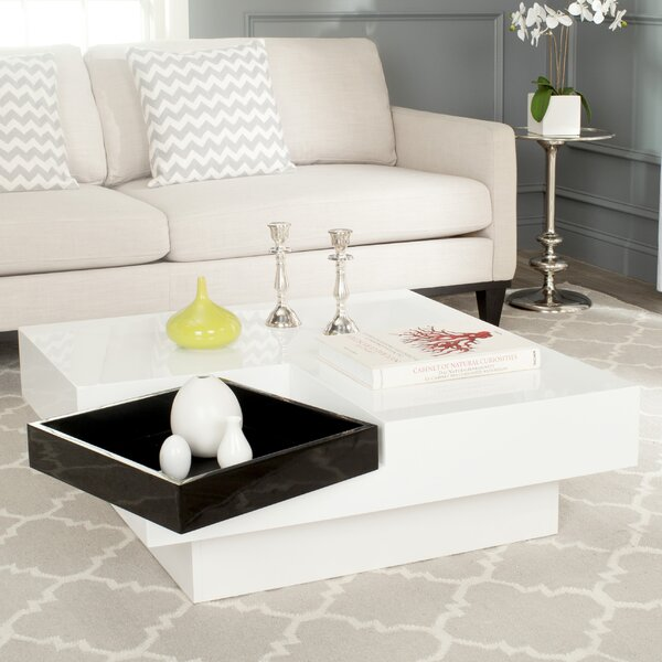 Wesley Coffee Table by Safavieh