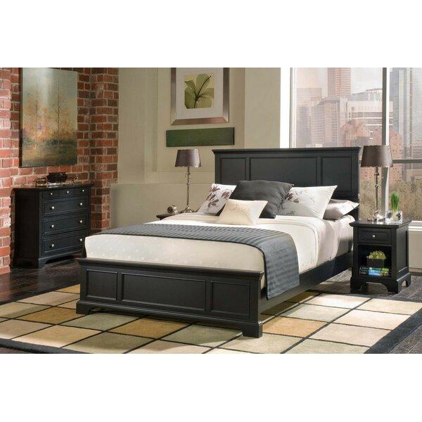 Mckeel King Standard 3 Piece Bedroom Set by Alcott Hill