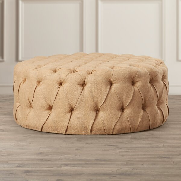 Tantalion Cocktail Ottoman by Lark Manor