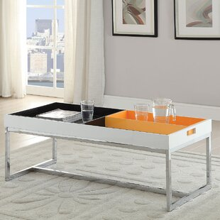 Soren Coffee Table with Tray Top