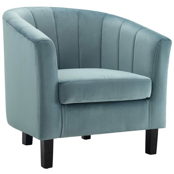 Wilbur Channel Armchair By House Of Hampton Reviews
