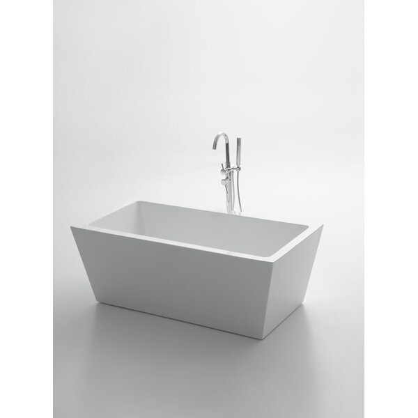 Natalia 63 x 32 Bathtub by Eviva