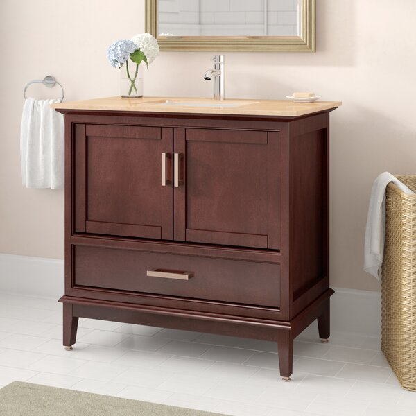 Middleton Modern 24 Single Bathroom Vanity Set by Andover Mills