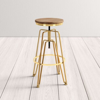Modern Backless Bar Counter Stools Allmodern
