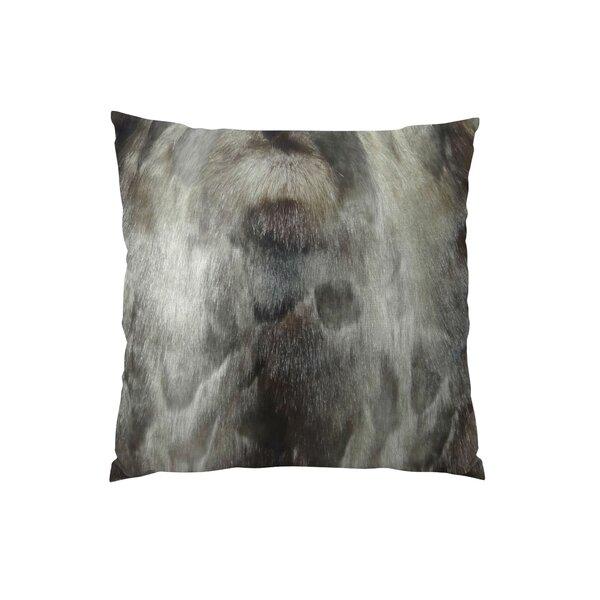 Brand Ash Handmade Throw Pillow by Plutus Brands