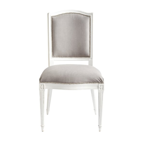 Arch Back Upholstered Dining Chair (Set of 2) by Aidan Gray