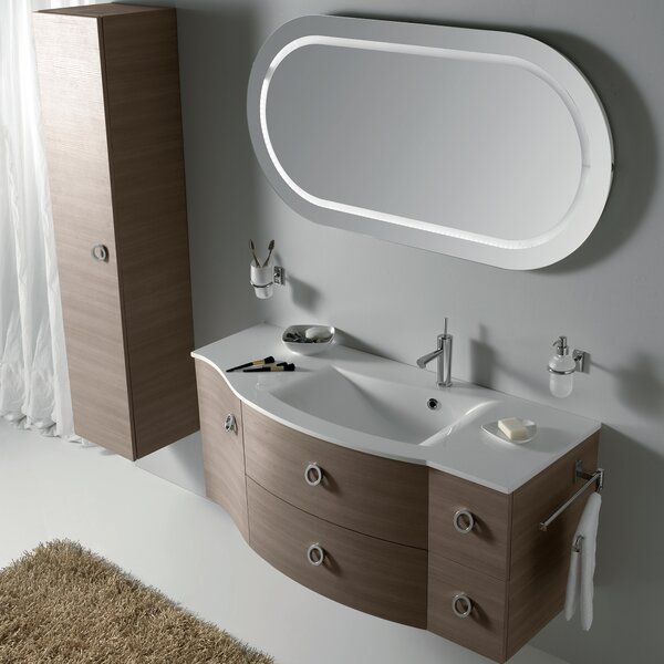 Aghalee 52 Single Bathroom Vanity Set by Orren Ellis