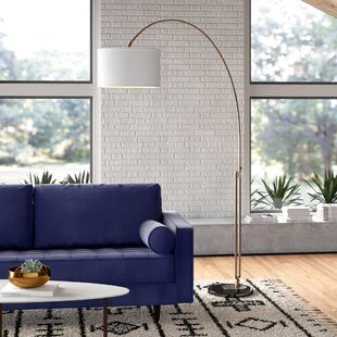 """Harrison 84"""" Arched Floor Lamp"""