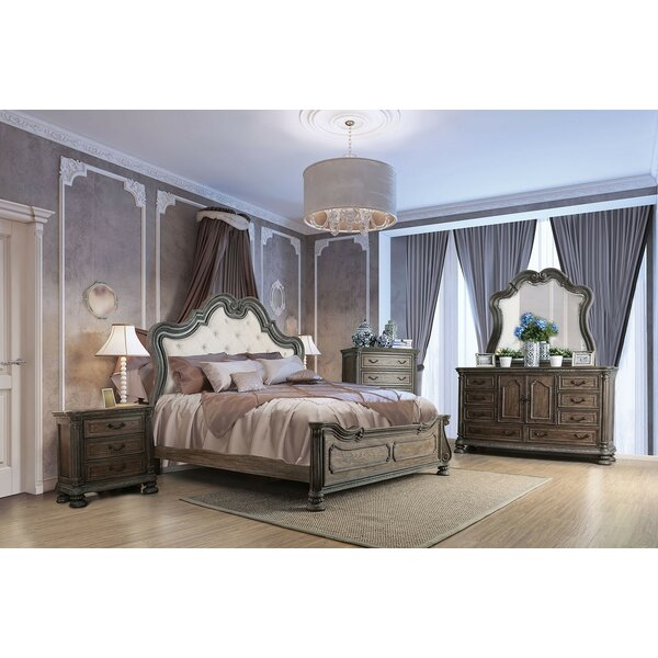 Dugan Standard Configurable Bedroom Set by Canora Grey