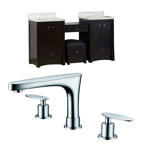 Fianna 69 Double Bathroom Vanity Set Set