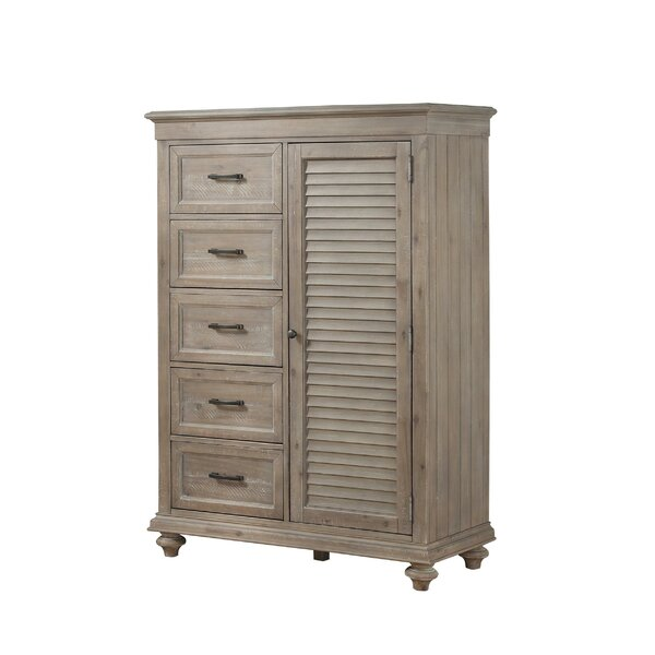 Acuna 5 Drawer Accent Cabinet