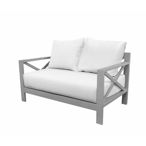 Berlinville Loveseat by Brayden Studio