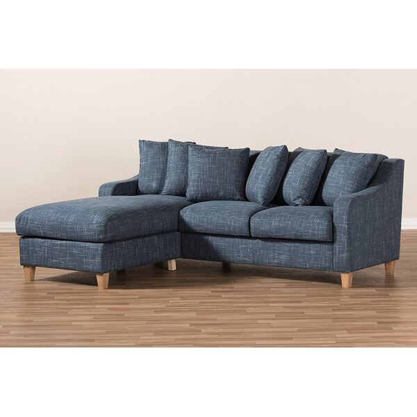 Koch Left Hand Facing Sectional By Red Barrel Studio