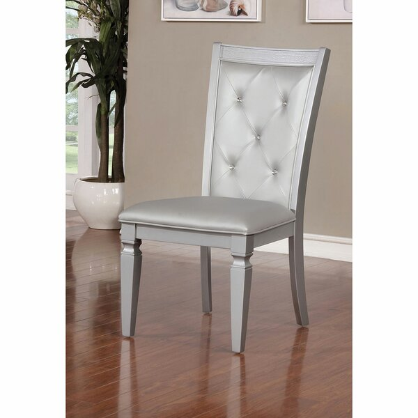 Mcallister Upholstered Dining Chair (Set of 2) by Rosdorf Park Rosdorf Park