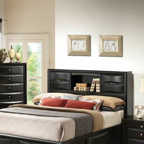 Berkshire Storage Platform Bed by Wildon Home®