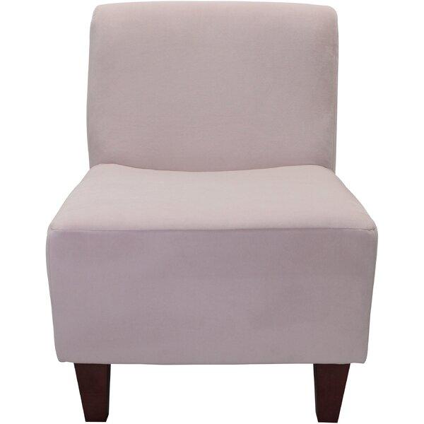 Adamski Slipper Chair By Ebern Designs