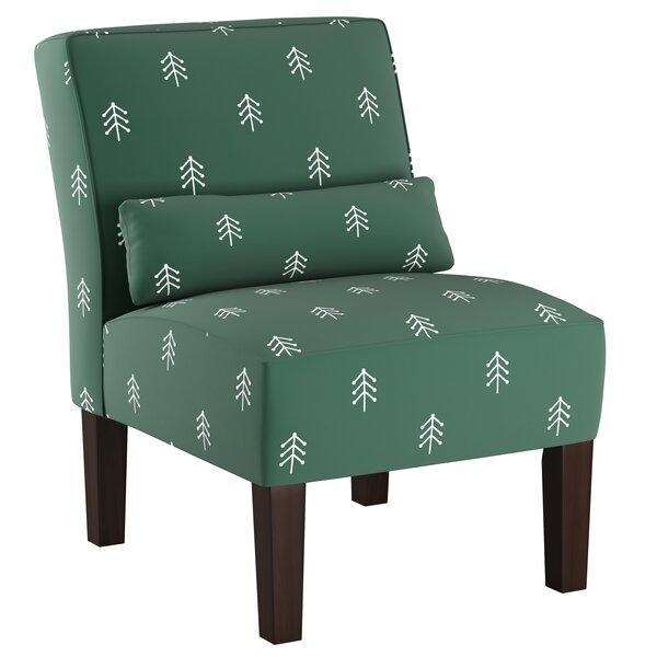 Kasselkus Slipper Chair By Loon Peak