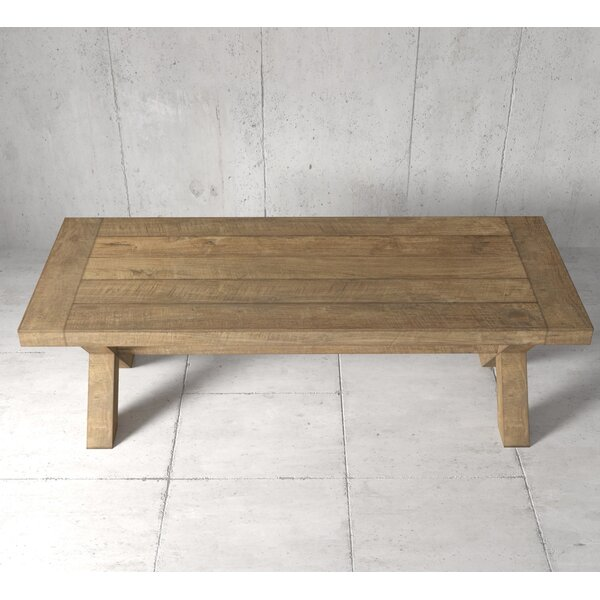 Mcdougall X Solid Wood Dining Table by Gracie Oaks