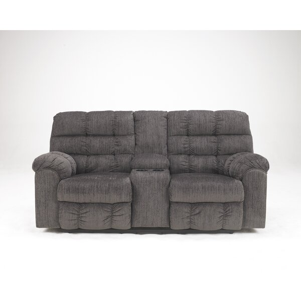 High-quality Renovo Reclining Loveseat by Signature Design by Ashley by Signature Design by Ashley